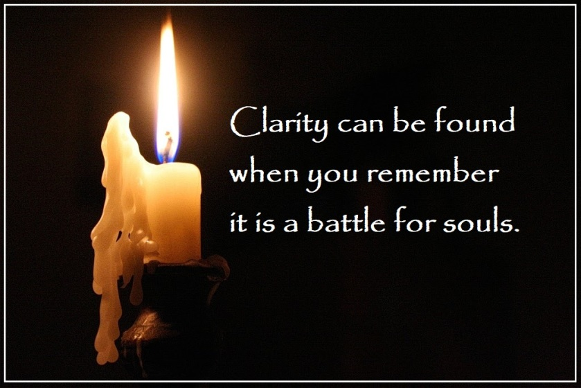 candle clarity