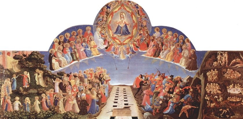 Fra Angelico Final Judgment